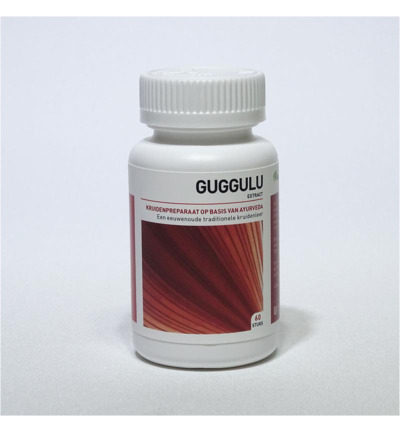 Guggulu commiphora extract