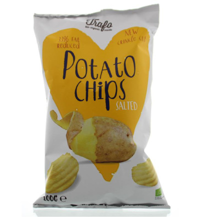 Chips light naturel