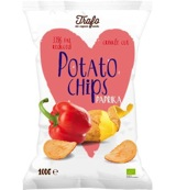 Chips light paprika