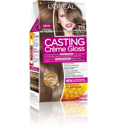 Casting creme gloss 713 Iced cappuccino