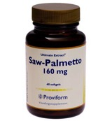 Saw palmetto 160 mg