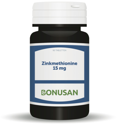 Zinkmethionine 15 mg