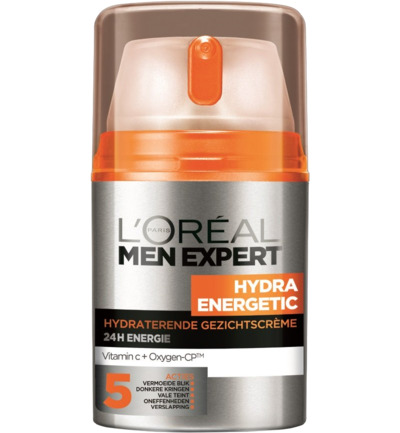 Loreal Paris Men Expert Hydra Energetic Dagcreme 50ml