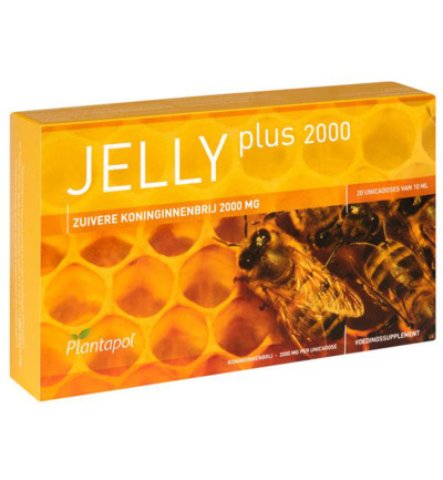 Royal jelly plus 10 ml