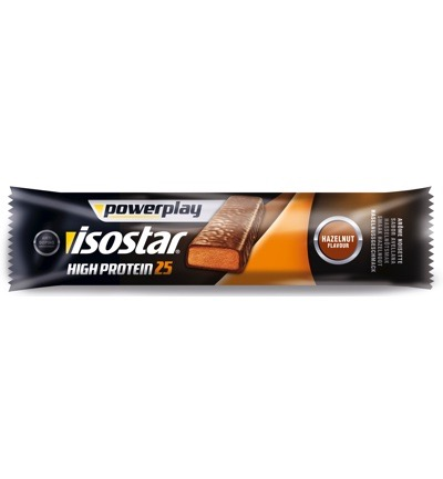 Isostar Powerplay High Protein Reep 35gram