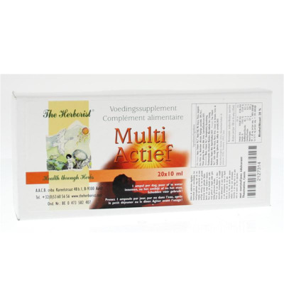 Multi actief 10 ml