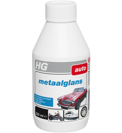 Hg Metaalglans 250ml