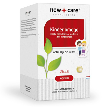 Kinder omega lemon