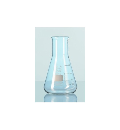 Erlenmeyer wijdmonds 100 ml