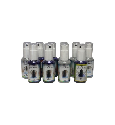 Bijzondere essenzen set 10 x 30 ml