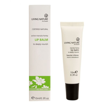 Living Nature Lippenbalsem (10ml)