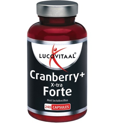 Lucovitaal Cranberry X tra Forte (240cap)