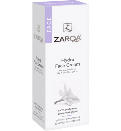 Face cream hydra