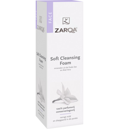 Cleansing soft foam