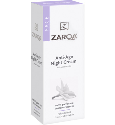 Anti age night cream