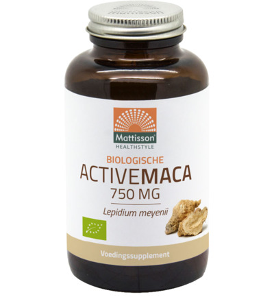 Active maca 750 mg