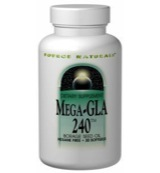 Mega GLA 240 borage seed oil