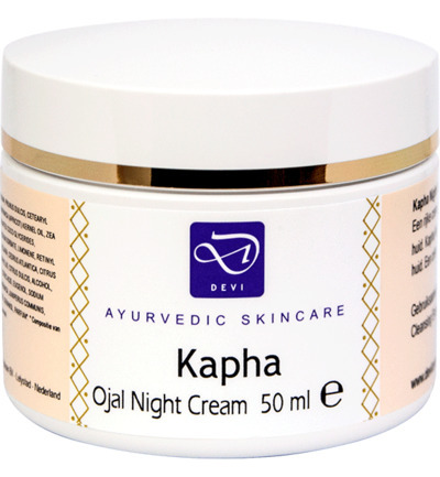 Kapha night cream devi