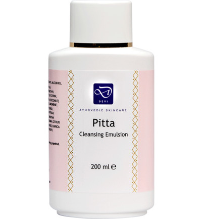Pitta cleansing emulsion devi