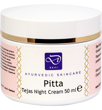 Pitta tejas night cream