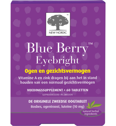 Blue berry eye bright