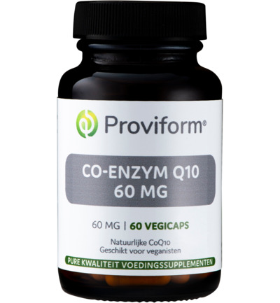 Co-enzym Q10 60 mg