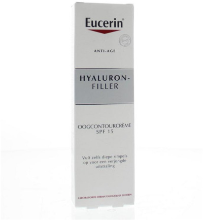 eucerin hyaluron filler eye