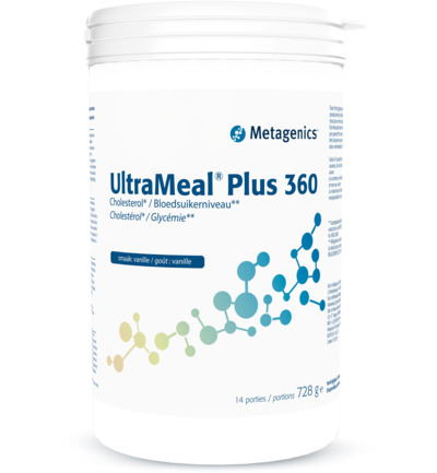 Ultra Meal Plus 360 Vanille 728g