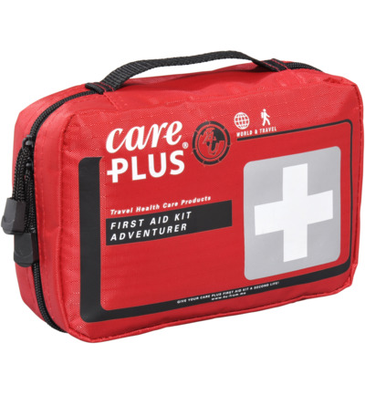 First aid kit adventure