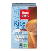 Rice drink choco calcium