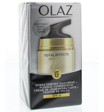 Total effects 7 in 1 dagcreme touch of sunlight