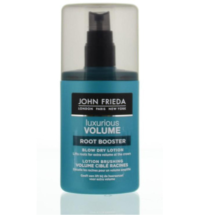 John Frieda Luxurious Volume Thickening Blow Dry Lotion 125ml