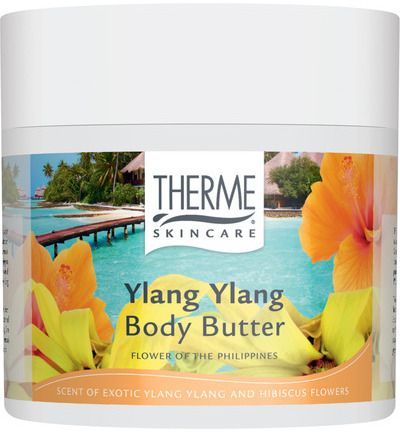 Body butter ylang ylang