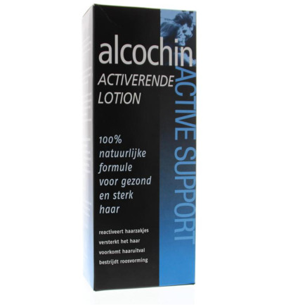 Alcochin activating lotion