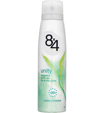 Deododorant spray unity