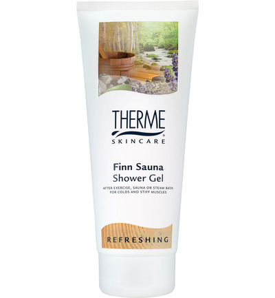 Therme Douche Gel Finn Sauna (200ml)