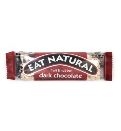 Afbeelding van Eat Natural Cranberry & Macadamia Dark Chocolate (45g)
