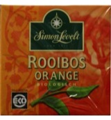 Rooibos orange bio envelop