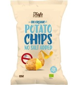 Chips zonder zout