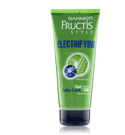 Garnier Fructis Style Gel Electrifying Extra Strong 200ml