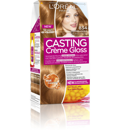 Casting creme gloss 834 Toffeelicious