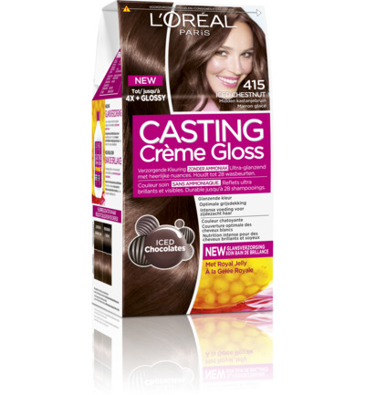 Casting creme gloss 415 Iced chestnut