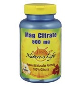 Magnesium citraat 500 mg