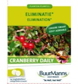 Cranberry daily