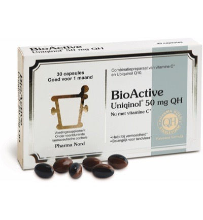 Bio active uniquinol Q10 50mg
