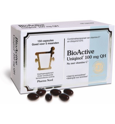 Bio active uniquinol Q10 100mg