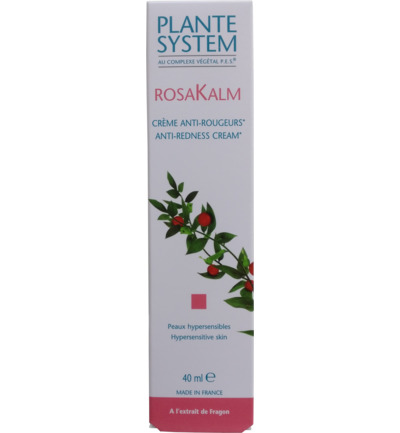 Rosakalm anti redness couperose creme
