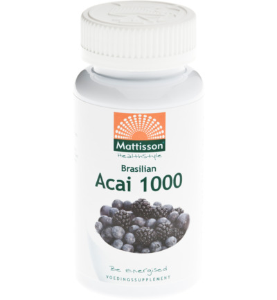 Acai 1000 berry extract 4:1