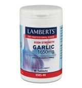 Knoflook (garlic) 1650 mg
