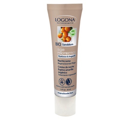 Age protect nachtcreme duindoornbes